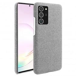 """""""Fashion"""" kieto silikono (TPU) dėklas - pilkas (Galaxy Note 20 Ultra)"""