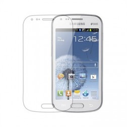 """""""Calans"""" apsauginė ekrano plėvelė - skaidri (Galaxy Trend Lite / S Duos)"""