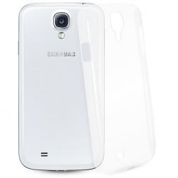 Plastikinis dėklas - skaidrus (Galaxy S4)