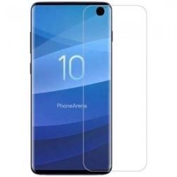 """""""Calans"""" nepilno dengimo apsauginis ekrano stiklas 0.3 mm (Galaxy S10)"""