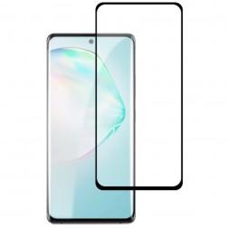 """""""Mocolo"""" Tempered Glass apsauginis ekrano stiklas 0.26 mm - juodas (Galaxy S10 Lite)"""