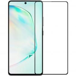 """""""Nillkin"""" CP 9H Tempered Glass apsauginis ekrano stiklas 0.33 mm - juodas (Galaxy S10 Lite)"""
