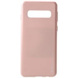 """""""Mercury"""" dėklas - šviesiai rožinis (Galaxy S10)"""
