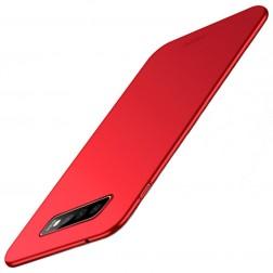 """""""Mofi"""" Shield dėklas - raudonas (Galaxy S10)"""