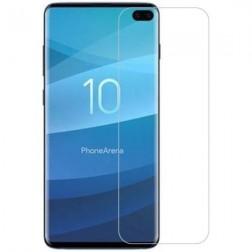"""""""Calans"""" nepilno dengimo apsauginis ekrano stiklas 0.3 mm (Galaxy S10+)"""