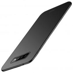 """""""Mofi"""" Shield dėklas - juodas (Galaxy S10+)"""