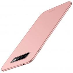 """""""Mofi"""" Shield dėklas - rožinis (Galaxy S10+)"""