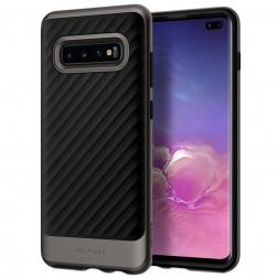 """Spigen"" Neo Hybrid dėklas - juodas (Galaxy S10+)"