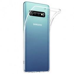 Ploniausias TPU dėklas - skaidrus (Galaxy S10)