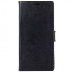 Atverčiamas dėklas - juodas (Galaxy S10e)