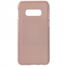 """""""Mercury"""" dėklas - šviesiai rožinis (Galaxy S10e)"""