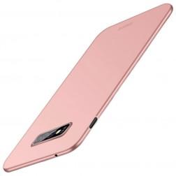"""Mofi"" Shield dėklas - rožinis (Galaxy S10e)"
