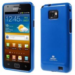 """""""Mercury"""" dėklas - mėlynas (Galaxy S2)"""