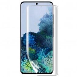 """""""JUNLI"""" apsauginės ekrano ir nugarėlės plėvelės (pilnai dengiančios) - skaidrios (Galaxy S20)"""