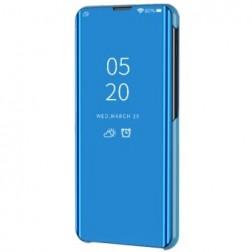 Plastikinis atverčiamas dėklas - mėlynas (Galaxy S20 FE)