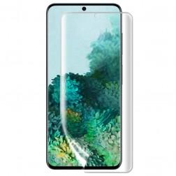 """""""JUNLI"""" apsauginės ekrano ir nugarėlės plėvelės (pilnai dengiančios) - skaidrios (Galaxy S20+)"""