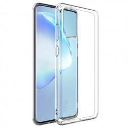 """""""Imak"""" kieto silikono (TPU) dėklas - skaidrus (Galaxy S20+)"""