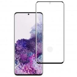 """""""Mocolo"""" Tempered Glass apsauginis ekrano stiklas 0.26 mm - juodas (Galaxy S20+)"""