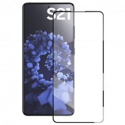 """""""Mocolo"""" Tempered Glass apsauginis ekrano stiklas 0.26 mm - juodas (Galaxy S21)"""