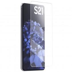 """""""Mocolo"""" UV Light Irradiation Tempered Glass apsauginis ekrano stiklas 0.26 mm - skaidrus (Galaxy S21)"""