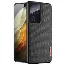 """""""Dux Ducis"""" Fino dėklas - juodas (Galaxy S21 Ultra)"""