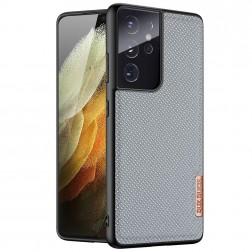 """""""Dux Ducis"""" Fino dėklas - pilkas (Galaxy S21 Ultra)"""