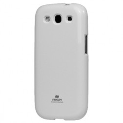 """""""Mercury"""" dėklas - baltas (Galaxy S3)"""