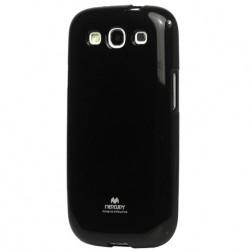 """""""Mercury"""" dėklas - juodas (Galaxy S3)"""