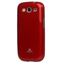 """""""Mercury"""" dėklas - raudonas (Galaxy S3)"""