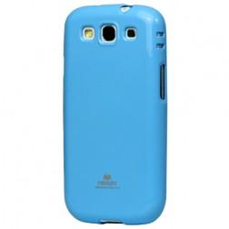 """""""Mercury"""" dėklas - šviesiai mėlynas (Galaxy S3)"""
