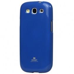 """""""Mercury"""" dėklas - tamsiai mėlynas (Galaxy S3)"""