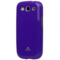 """""""Mercury"""" dėklas - violetinis (Galaxy S3)"""