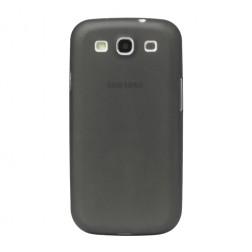 Ploniausias pasaulyje dėklas - juodas (Galaxy S3)