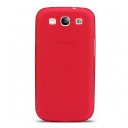 Ploniausias pasaulyje dėklas - raudonas (Galaxy S3)