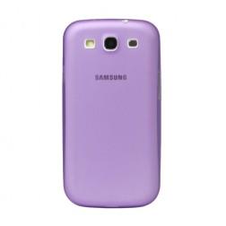Ploniausias pasaulyje dėklas - violetinis (Galaxy S3)