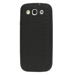 Silikoninis dėklas - padanga (Galaxy S3)