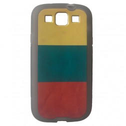 """Bullet"" dėklas - Lietuva (Galaxy S3)"