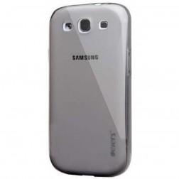 """""""Leiers"""" Thin Ice skaidrus dėklas - pilkas (Galaxy S3)"""