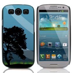 """Dėklas - """"Prieblandos medis"""" (Galaxy S3)"""