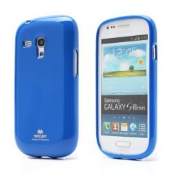 """""""Mercury"""" dėklas - mėlynas (Galaxy S3 mini)"""