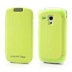 """""""Mercury"""" atverčiamas dėklas - žalias (Galaxy S3 mini)"""