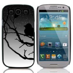 """Dėklas - """"Nakties paukštis"""" (Galaxy S3)"""