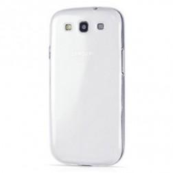 Ploniausias TPU dėklas - skaidrus (Galaxy S3)