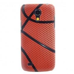 """""""Basketball"""" plastikinis dėklas - spalvotas (Galaxy S4)"""