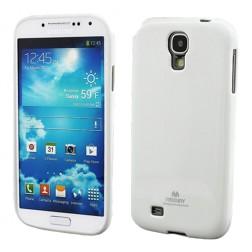 """""""Mercury"""" dėklas - baltas (Galaxy S4)"""