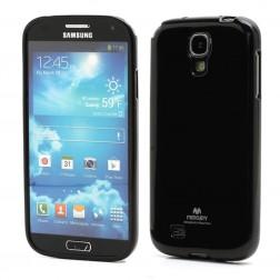"""""""Mercury"""" dėklas - juodas (Galaxy S4)"""