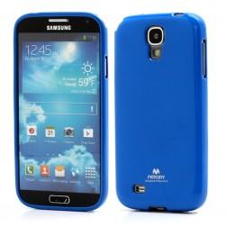 """""""Mercury"""" dėklas - tamsiai mėlynas (Galaxy S4)"""