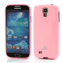 """""""Mercury"""" dėklas - šviesiai rožinis (Galaxy S4)"""