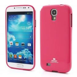 """""""Mercury"""" dėklas - tamsiai rožinis (Galaxy S4)"""