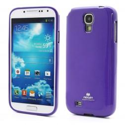 """""""Mercury"""" dėklas - violetinis (Galaxy S4)"""
